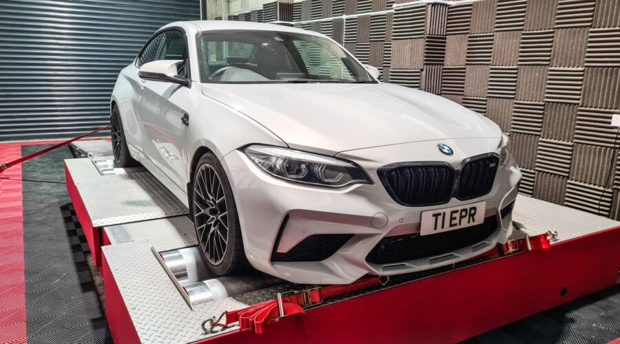 BMW M2 Competition Stage 1 Remap